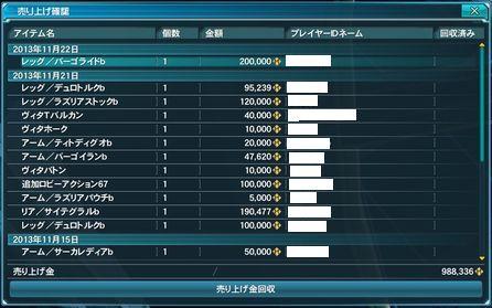 11.22 売上