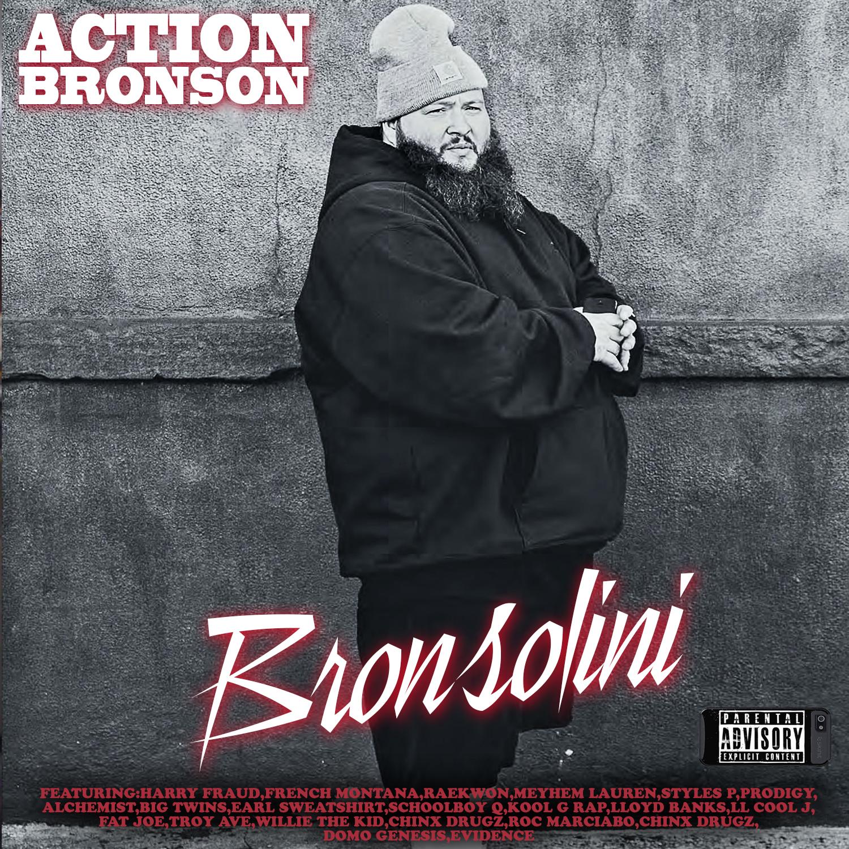 Action Bronson - Bronsolini