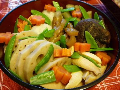 お節料理4