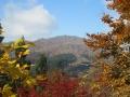 国見岳と紅葉