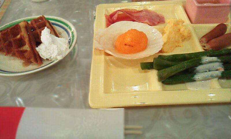 2014ふじ朝食