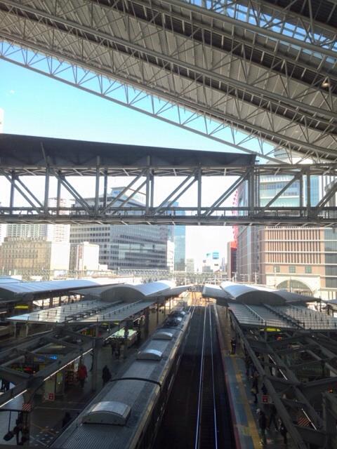 大阪駅から