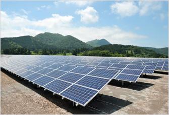 mega solar