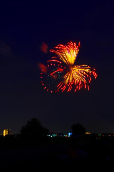 松戸の花火2013 / Firework of Matsudo-city 2013