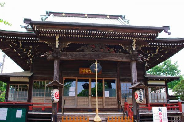 手児奈霊神堂 / Tekona's shrine