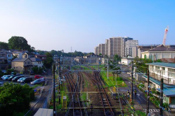松戸電車庫