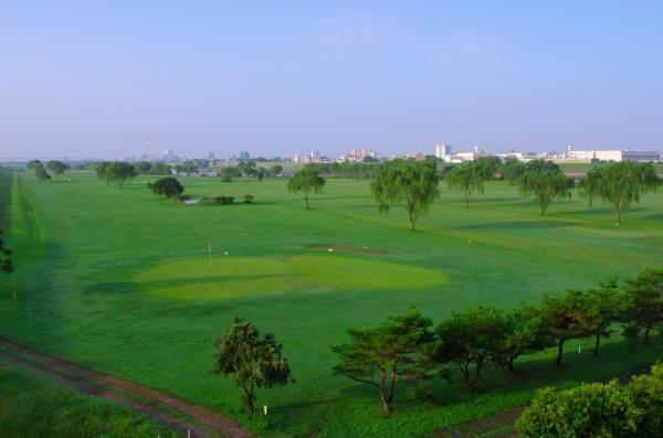松戸ゴルフコース / Matsudo golf course