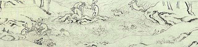 鳥獣人物戯画2