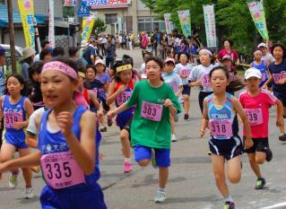 奥川マラソン③