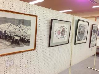 町民美術展⑪