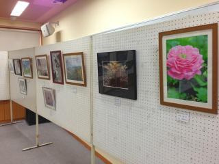 町民美術展⑭