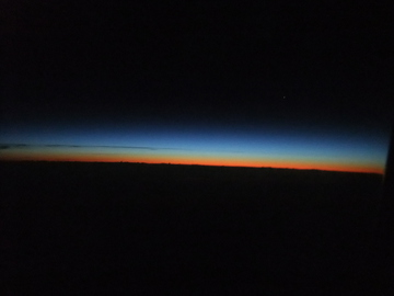 JAL786便から