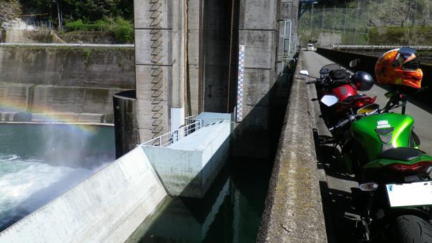 球磨川瀬戸石ダム