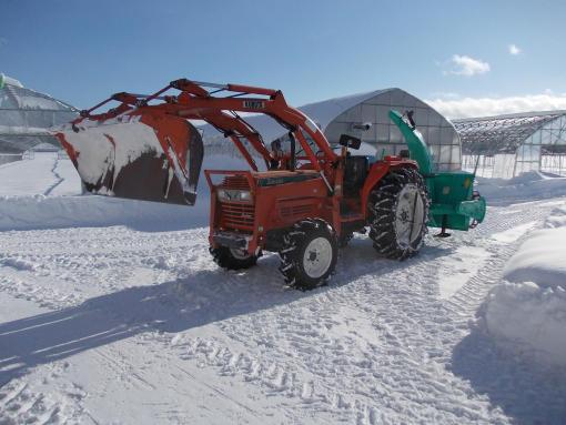 20131229_除雪マシン