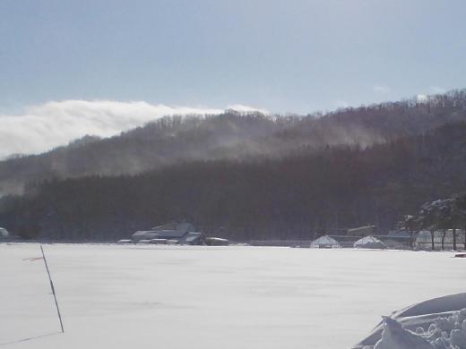 20131229_山を吹き抜ける風