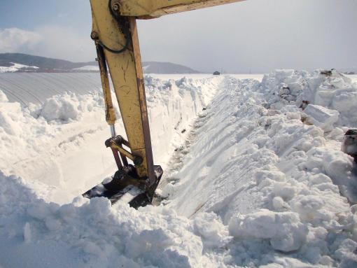 20130401_排水路除雪