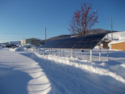 20140116_パネル下の雪