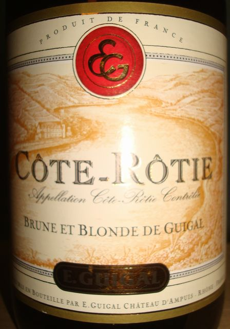 Cote Rotie E Guigal 1999