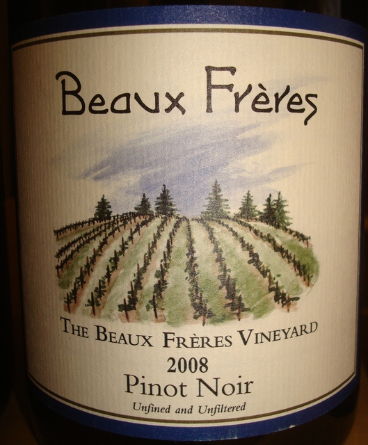 Beaux Freres Pinot Noir 2008