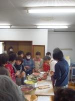 料理教室?