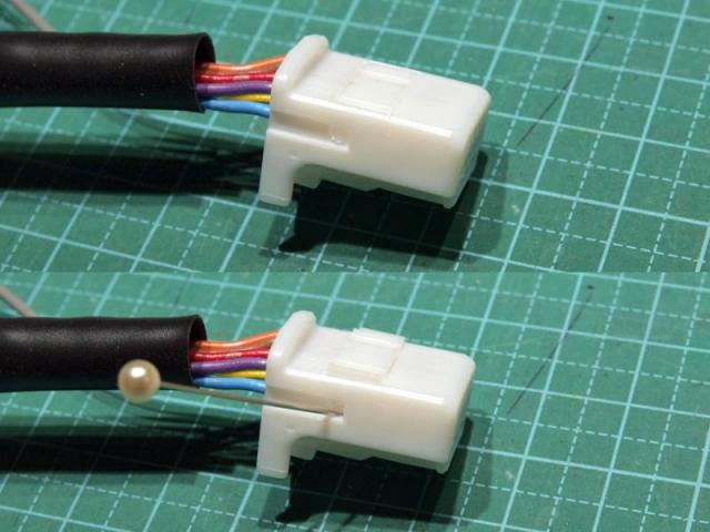 クルコンSW配線組み換え6