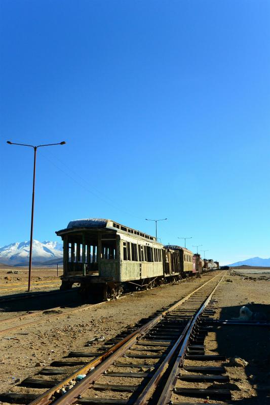 ボリビア、チリ1
