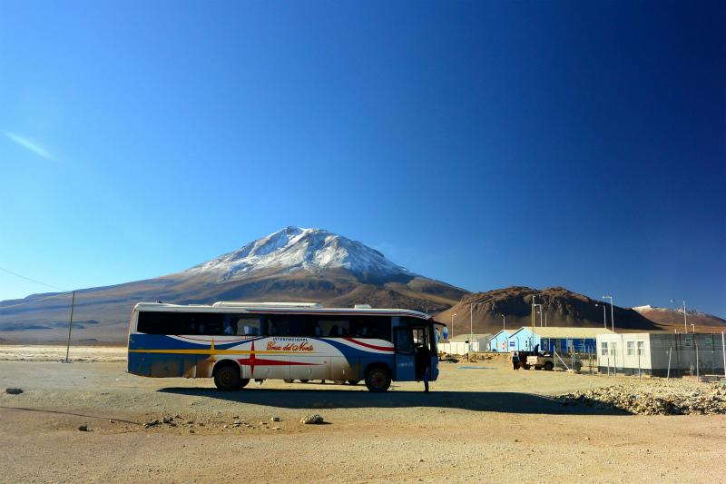 ボリビア、チリ2