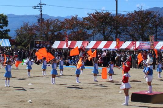 稲穂祭り マーチング ズーム