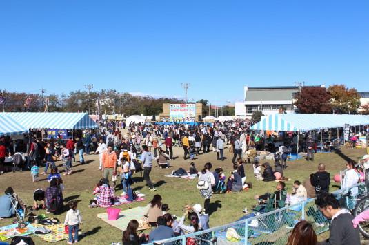 稲穂祭り シート
