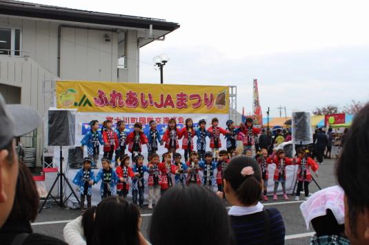 甲州富士川まつり 第二ステージ