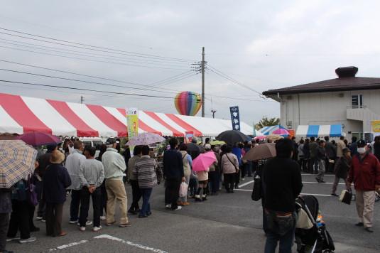 甲州富士川まつり 行列