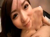 乳首舐め手コキで射精させる美少女麻倉憂ちゃん