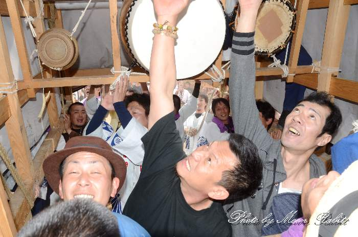 花園町だんじり(屋台・楽車)その2 御所神社遷座記念奉祝祭 愛媛県西条市古川