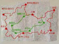 UTSK地図(白谷~上畑)