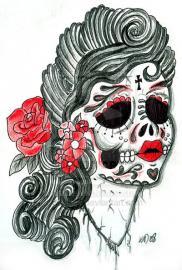 『Sugar Skull(シュガースカル)』 の例