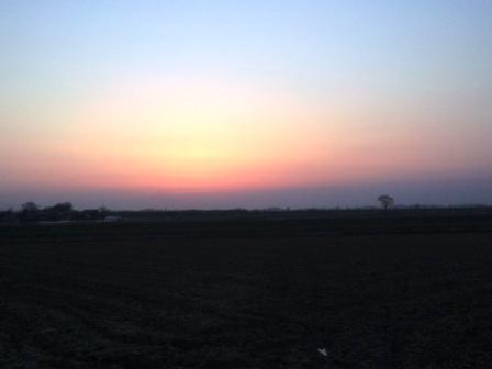 夕日130505a