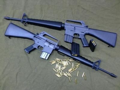 TOPジャパン・M16 EBB