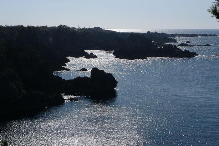 佐渡島 尖閣湾 1