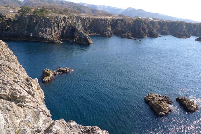 佐渡島 尖閣湾 6