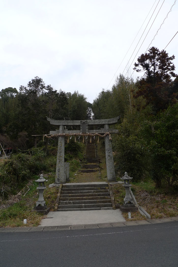 壱岐 天手長男神社 3