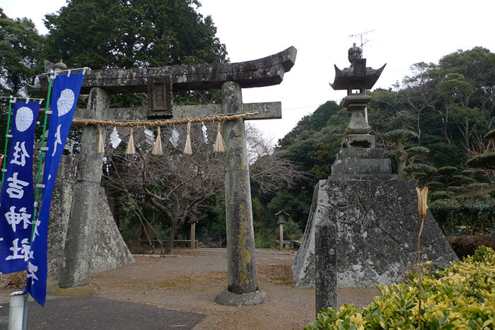 壱岐 住吉神社 2