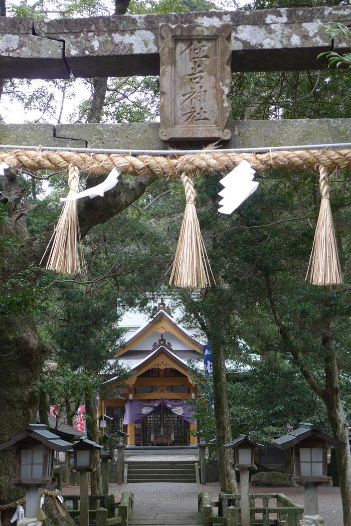 壱岐 住吉神社 6