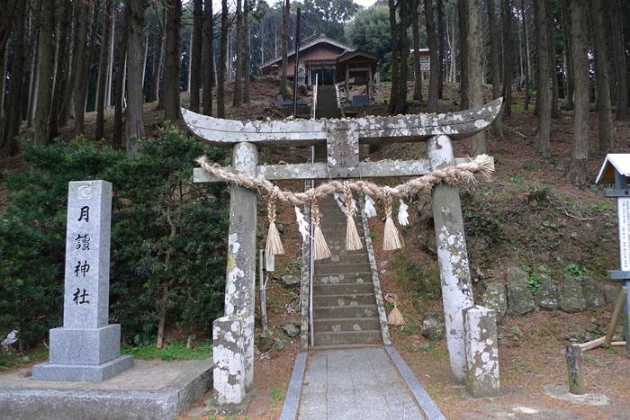 壱岐 月讀神社 3