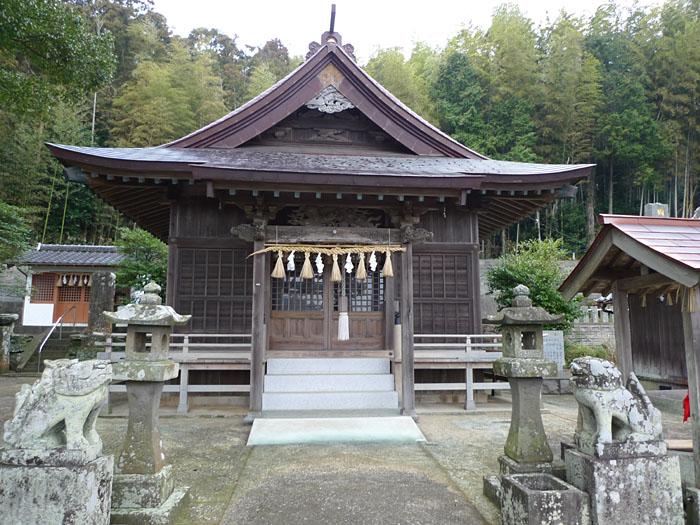 壱岐  高御祖神社 1