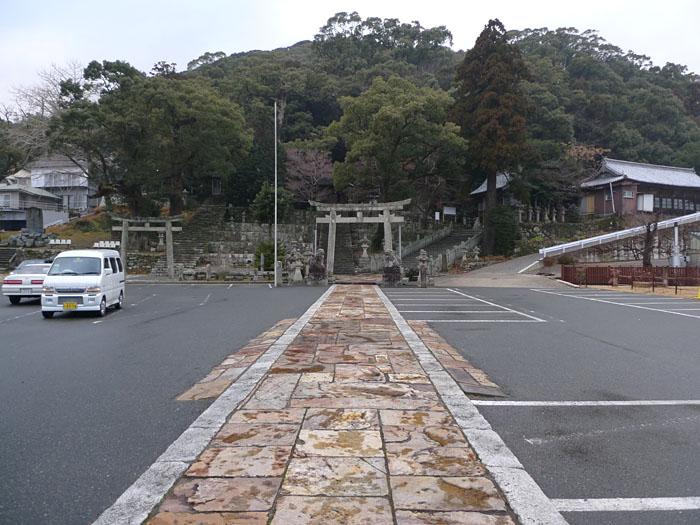 対馬 宇努刀神社 2