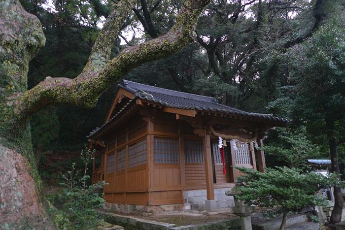 対馬 宇努刀神社 1
