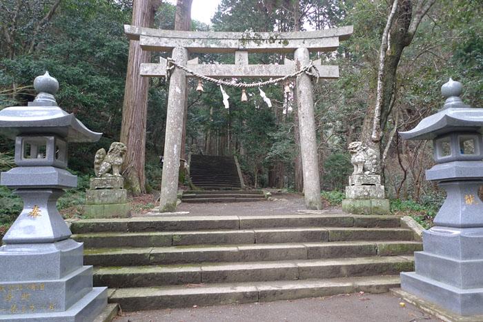対馬 海神神社 5
