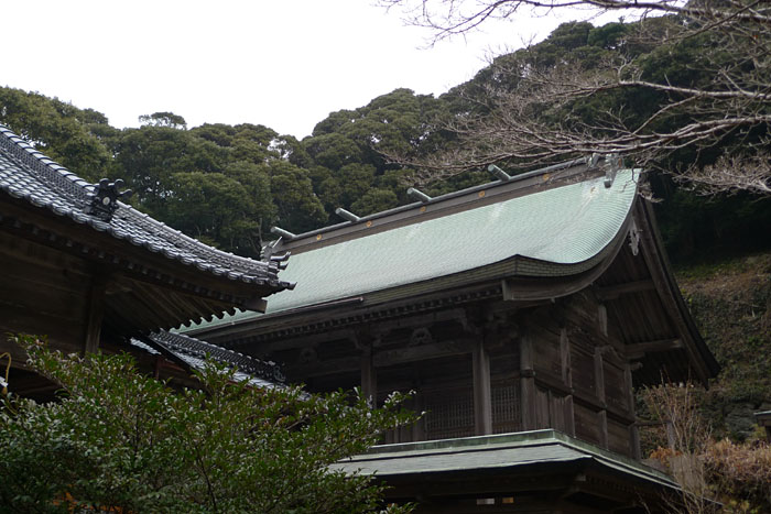 対馬 海神神社 6