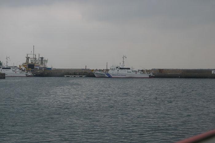 離島巡り 対馬 海上保安庁 巡視船