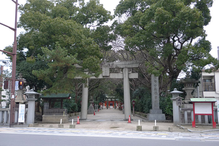 住吉神社  博多 2